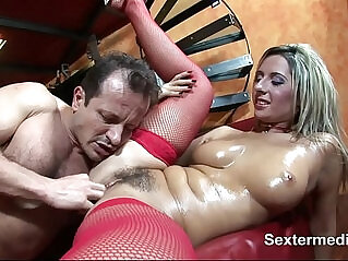 28:52 - Wet oily fat boobs milf taking the big cock in mouth deep fuck big facial -