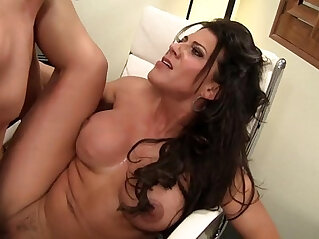 6:34 - Horny Cougar Gets Fucked Until She Squirts -