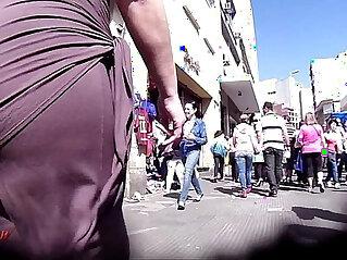 2:21 - Candid Booty Culo Bunda Rabuda Suplex Legg Spandex Lycra voyeur pawg Premium -