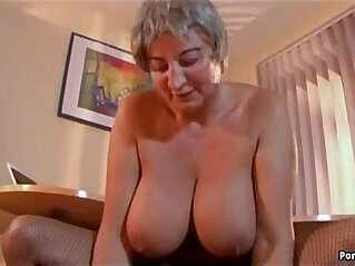 7:28 - Busty granny needs cock -