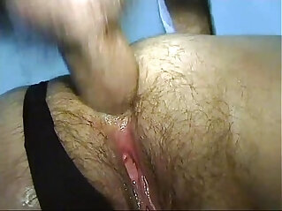 17:18 - Homemade video of a mature fat woman in mask banged by younger -