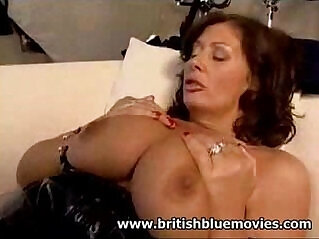 13:16 - Sarah Beattie British MILF Interracial Anal -