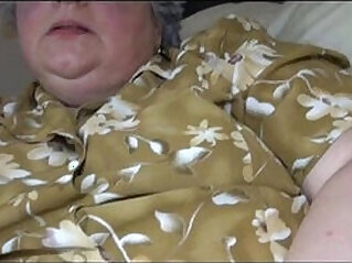 5:25 - BBW granny and young girl masturbating together -