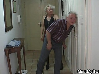 6:12 - She is tricked into 3some by his old parents -