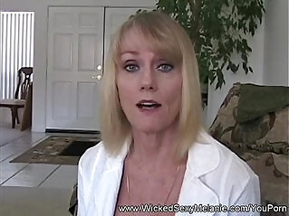 7:43 - Step mom teaches son about sex -