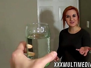 24:02 - Mommy gets transformed to a sex addicted slut and fucks step son pov -