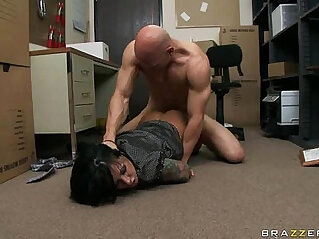 3:38 - Mason Moore Gets Fucked in the Office -
