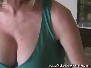 13:51 - Mom gives son a sweet handjob -