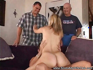 7:24 - More Swinging For Happy Housewife -