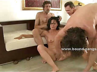 4:29 - Sexy pornstar screaming and moaning -