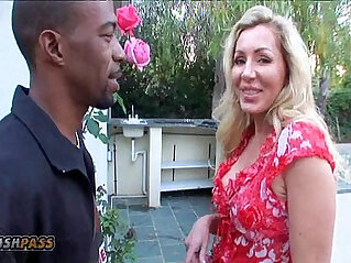 7:48 - Wife Lisa DeMarco Loves Black mamba Cock -