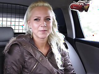 23:59 - Fake agent help lost blonde find her pussy and fuck hard in public -