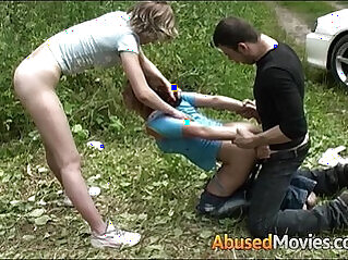 10:43 - Auburn Teen Babe Fuck In The Great Outdoors -