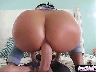 5:44 - Huge Butt Girl holly halston Get Her Oiled Ass Deep hard anal Nailed -