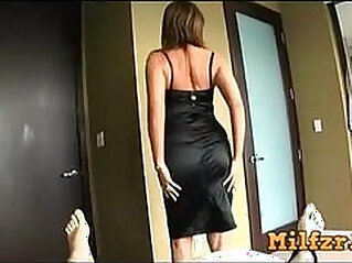 17:00 - Hot busty mom fucked son in hotel -