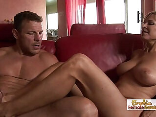24:16 - Sexy MILF Has Some Serious Blowjob Skills -