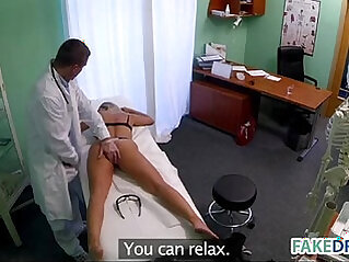 2:12 - Fake doctor fucks his patient in a fake hospital -