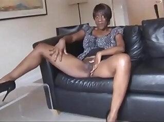 12:01 - Sexy Black Milf Cams BlacksOnMoms.co -