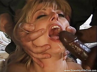 13:50 - Interracial hardcore Cuckold 3some Quest For Wifey -