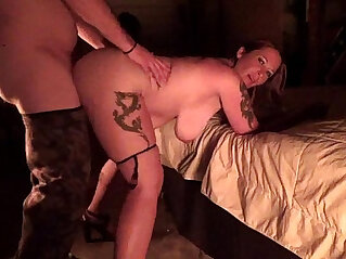 13:54 - Angie Michelle loves doggystyle -