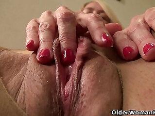 12:41 - American milf Tricia Thompson needs orgasmic pleasure -