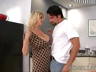 22:34 - Busty blonde amateur MILF with Big Boobies giving her Pussy for a Hard ass Fuck, SHE NEEDS IT -