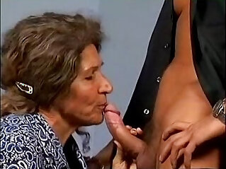 22:44 - Hairy Granny Fuck Young Guy -
