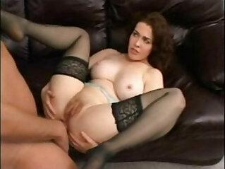 21:06 - Slutty milf deep anal in Nylons -