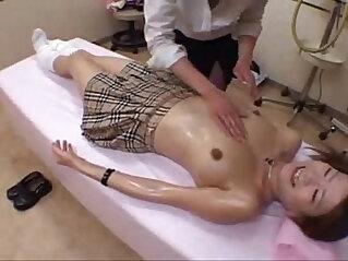 20:23 - school girl get massage and -