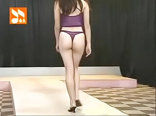 45:04 - Taiwan Girl with Sexy Lingerie Show -