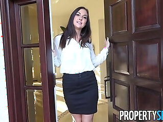 10:49 - PropertySex Horny real estate agent busted watching porn -