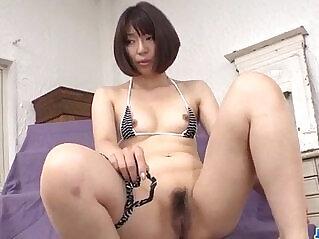 12:30 - Izumi Manaka needy mommy loves cum on face -