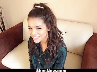 8:23 - ShesNew Latina Girlfriend Homemade Sex tape -