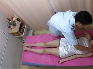 7:53 - Amazely Sexy Asian Girl Gets Excited in Massage Session -