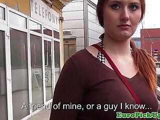 8:18 - Publicsex euro jizzed on by a stranger -