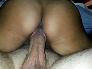 6:53 - my big white cock fucks wife while hubby films -