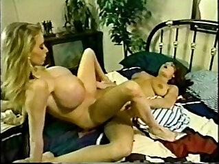 15:13 - Wendy Whoppers scene 20 Lesbian VHSRip -