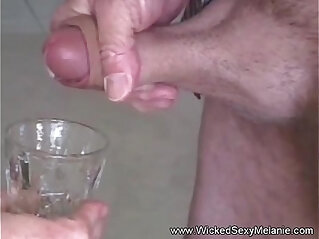 15:35 - Drink up the nasty cumslut -