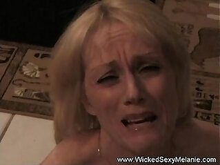 14:43 - Housewife is used for dirty sex -