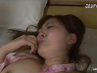 1:50 - Momoka was assaulted and facialized. Full hd video -