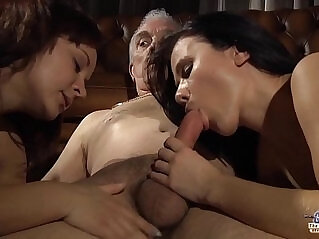 7:11 - Teen Daughter Swap fucking Stepdads in juicy group sex share their cocks -