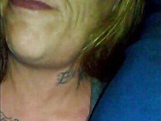 1:49 - showed mature tattooed bitch that big Black Dicks Matter shot cum in her mouth -