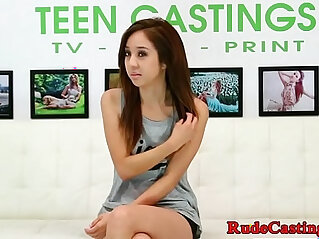 10:13 - Real amateur teen pounded at sexaudition -