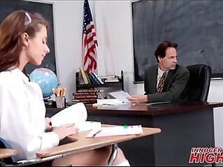 8:44 - Skinny High School Girl Fucked By Teacher In Detention -