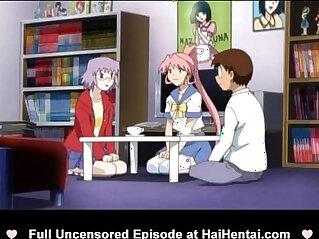 6:53 - Anime Pussy Titfuck Hentai Sister Futanari Sister Big Tits -