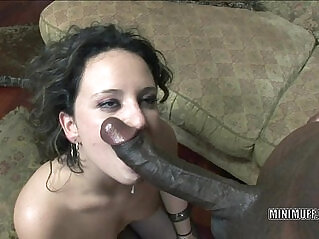 6:16 - Brunette cutie Cami Smalls gets her tight pussy stuffed -