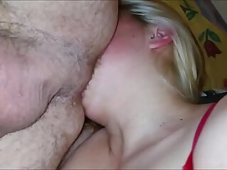 2:21 - Chubby Blonde cam Girl Loves Giving Rimjobs -