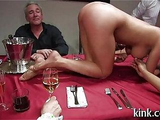 5:19 - The butler takes revenge -