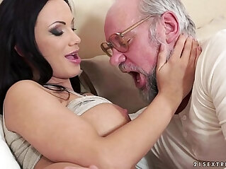 7:01 - Samantha Rebeka Loves Older Guys -
