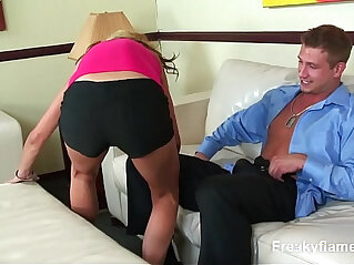 27:23 - Girl maid likes to be hooked later get puss licked stuffed long fat big cock -